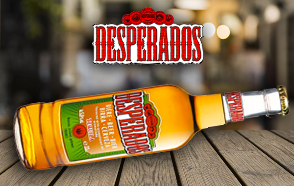 Desperados 0,75cl